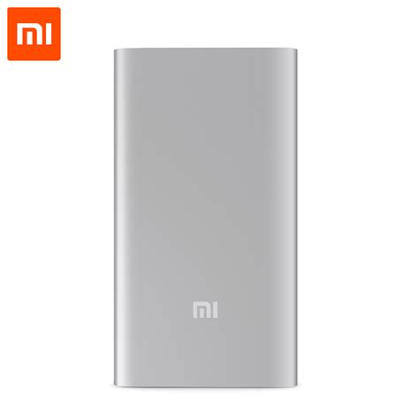 Power Bank Xiaomi Di Bandung xiaomi power bank 5000mah ultra slim portable charger powerbank 5000 for iphone xiaomi huawei lg