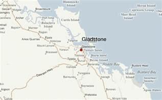 gladstone lights maps gladstone location guide
