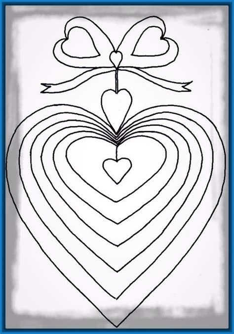 imagenes de corazones a lapiz faciles dibujos de corazones rotos a lapiz chidos archivos