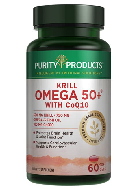 Marinox Omega Plus 100s krill omega 50 with coq10 purity products
