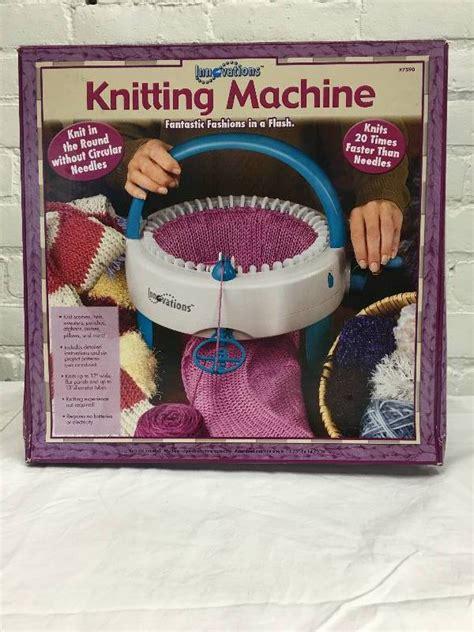 innovation knitting machine innovations knitting machine retail 50 december