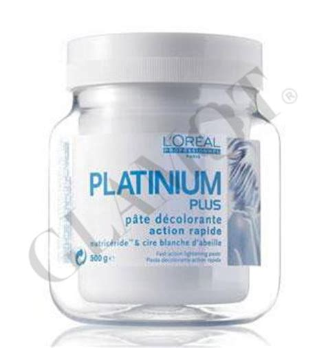 L Oreal Pre Lightener pre lightener loreal platinium plus glamot