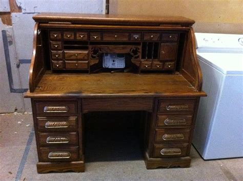 riverside roll top desk oak roll top desk oak creek by riverside auction items