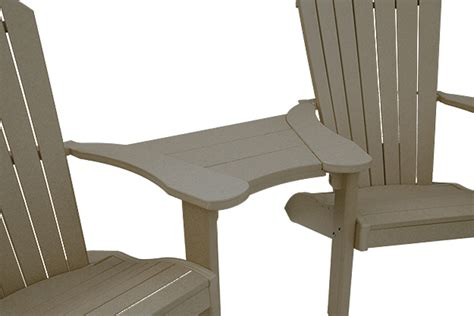 seaaira table attachment finch outdoor poly furniture