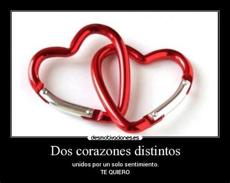 imagenes de 2 corazones unidos 2 corazones frases imagui