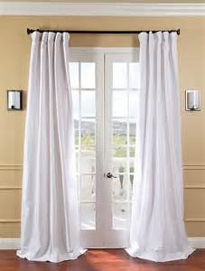 white curtains ebay white faux silk taffeta curtains drapes ebay