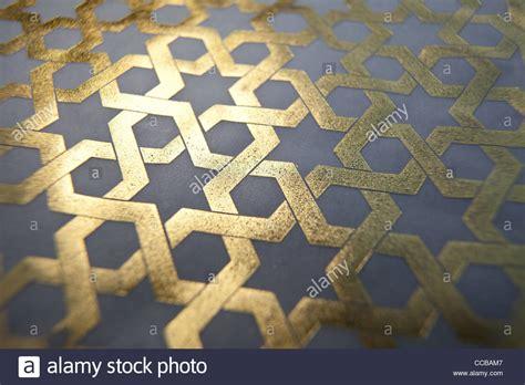 islamic pattern gold islamic geometric pattern from iran iranian muslim