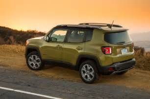 Jeep Renegade 2012 Comparison Suzuki Jimny 2012 Vs Jeep Renegade