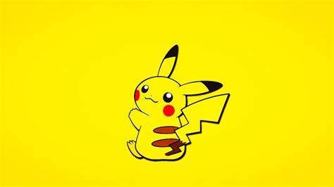 wallpaper laptop pikachu pikachu wallpapers wallpaper cave