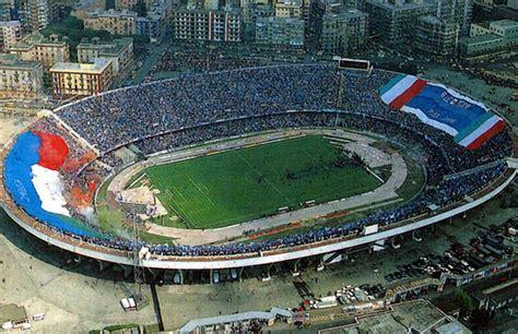 www san paolo stadio san paolo napoli the stadium guide