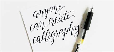tutorial menulis lettering mau jago hand lettering dan bisa dekorasi sana sini