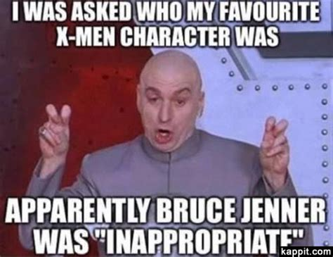 Inappropriate Funny Memes - i was asked who my favorite x men character was apparently
