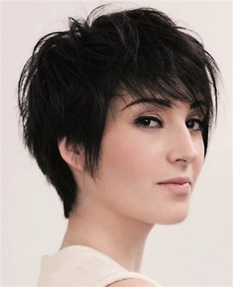 chopped ladies haircuts short choppy hairstyles for women