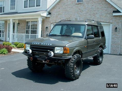 land rover 1997 1997 land rover discovery information and photos