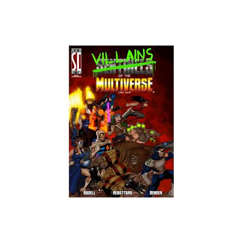 Sentinels Of The Multiverse Villains greater than villains of the multiverse