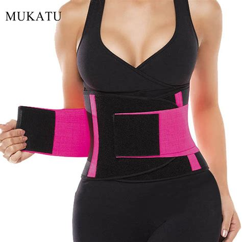 Shaper Slim Waist Kaos Pelangsing waist trainer belt slim shaper fajas miss belt waist cincher shaper belt