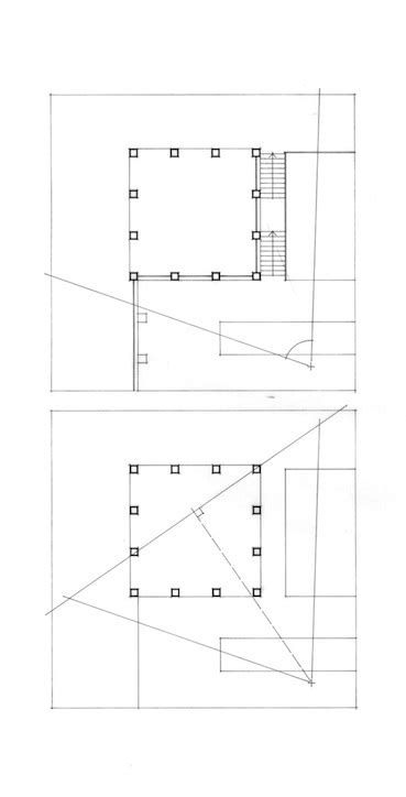 Drawing 2 Point Perspective From Plan by Perspective Resources How To