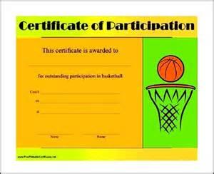 Netball Certificate Template by Netball Award Certificates Memes