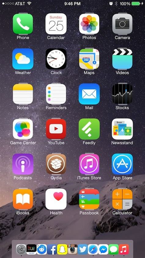 dock themes for iphone cydia cool jailbreak tweak puts os x s dock on your iphone