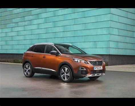 peugeot 3008 pictures peugeot 3008 2017 new peugeot 3008 2017 in pictures
