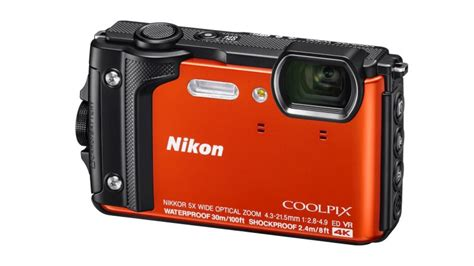 nikon coolpix rugged nikon coolpix w300 rugged compact with 4k recording launched in india technology news