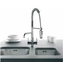 3in1 wasserhahn osmio azzurra breve brushed chrome 3 way tri flow