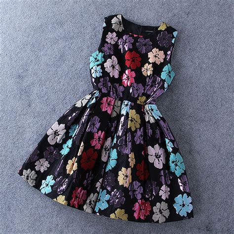 Sweater Free Hugs Zc flower print sleeveless dress zc816a on luulla