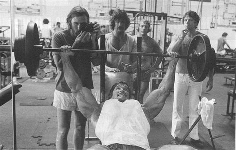 arnold schwarzenegger bench max wrist angle on bench press pic included bodybuilding