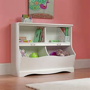 childrens bookcase white cubby storage box bookcase bin organizer table
