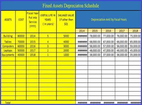 Checkbook Register Worksheet Techno Docs Asset Schedule Template