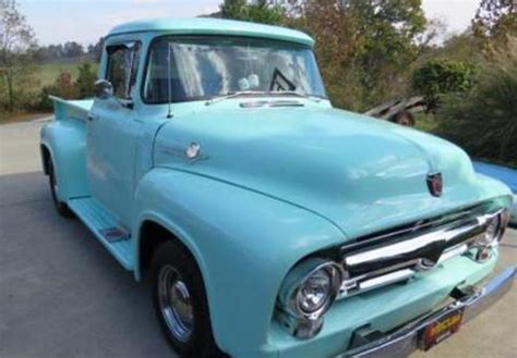 Asm Auto Upholstery Reviews by 1956 Ford F 100 For Sale Carsforsale