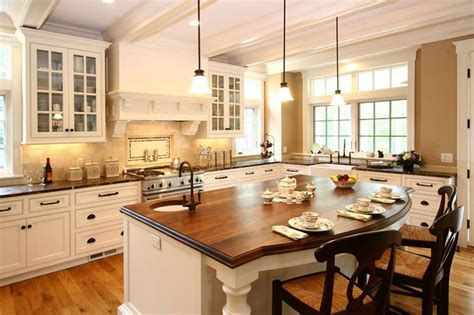 Simple Country Kitchen Designs White Tile Counter Which Cabinets Ideas Impressive Home Design