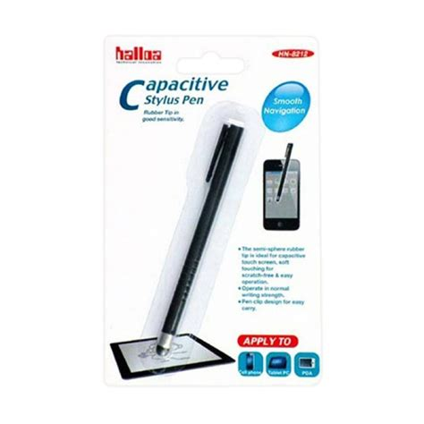 Tablet Dengan Stylus Pen jual halloa hn 8212 capacitive stylus pen 6 mm