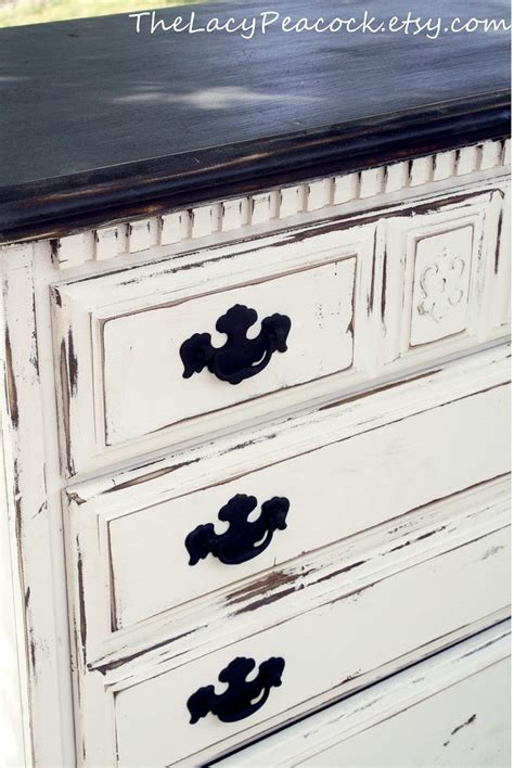 How To Distress A Dresser by 17 Best Ideas About White Distressed Furniture On
