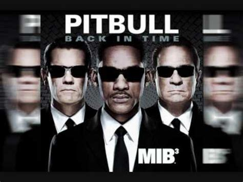 Back In Black 3 by Pitbull Back In Time In Black 3 Soundtrack Official