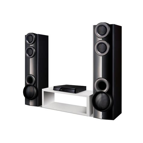 Home Theater Speakers Lg Buy From Radioshack In Lg Lhd675 Home Theatre 1000w 5 1 Ch Dual Subwoofers For Only