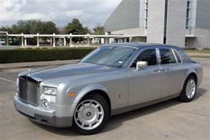 How Much Is The Cheapest Rolls Royce This Is The Cheapest Rolls Royce Phantom On Autotrader