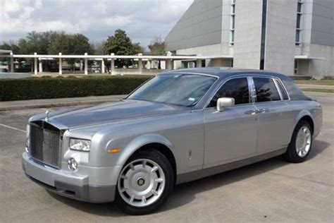 how much are rolls royce this is the cheapest rolls royce phantom on autotrader