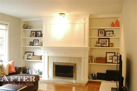 Refacing Brick Fireplace by Diy Brick Fireplace Refacing Mantels Brick Fireplaces