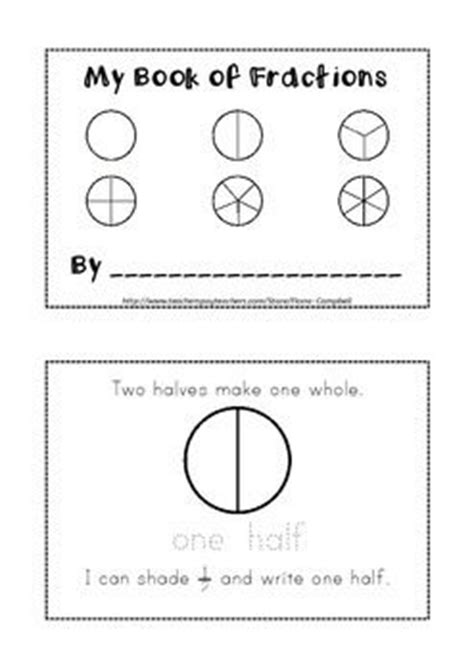 adding fractions visually third edition colour books 17 best images about childrens activity learning sheets