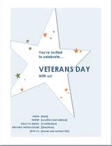 veterans day letter template veteran s day celebration invitation template document veterans day thank you letters by the speech chicks