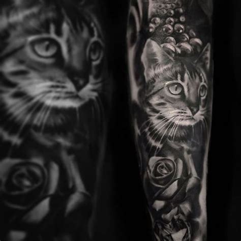 cat portrait tattoo 25 best ideas about cat portrait tattoos on