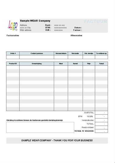 accommodation invoice template hotel invoice template printable invoice template