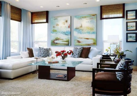 tips menentukan warna cat  ruang keluarga desain