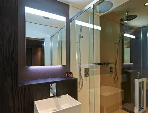 designer bathrooms birmingham case study roca at bloc apartments birmingham hotel