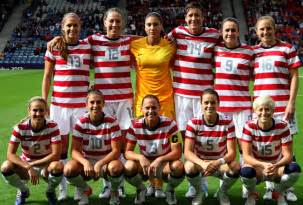 Of the united states women s national soccer team semper soccer