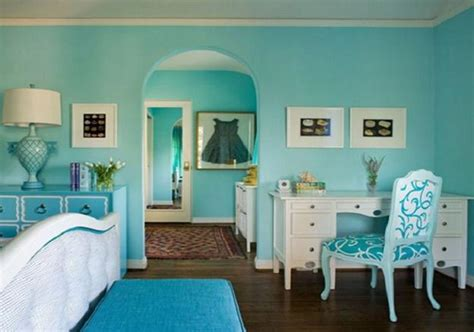 turquoise room color 22 ideas to use turquoise blue color for modern interior