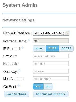 how to reset an ip address for time warner internet freepbx distro first steps after installation pbx