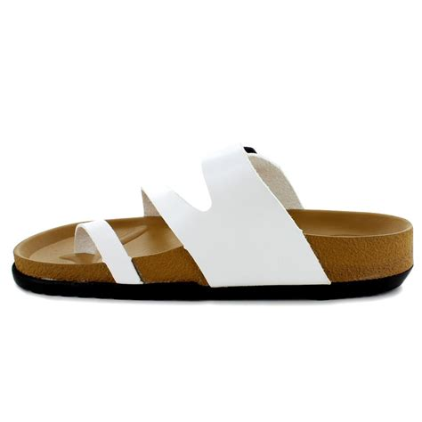 aerosoft original comfort 3 way strappy style white sandals 41 off 21843795