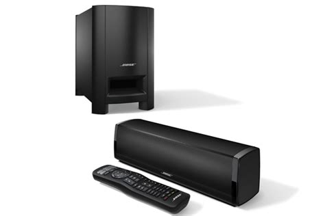 bose introduces cinemate 15 home theatre system and